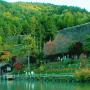 Arnold-Caplan-Hida-Folk-Village-Panorama