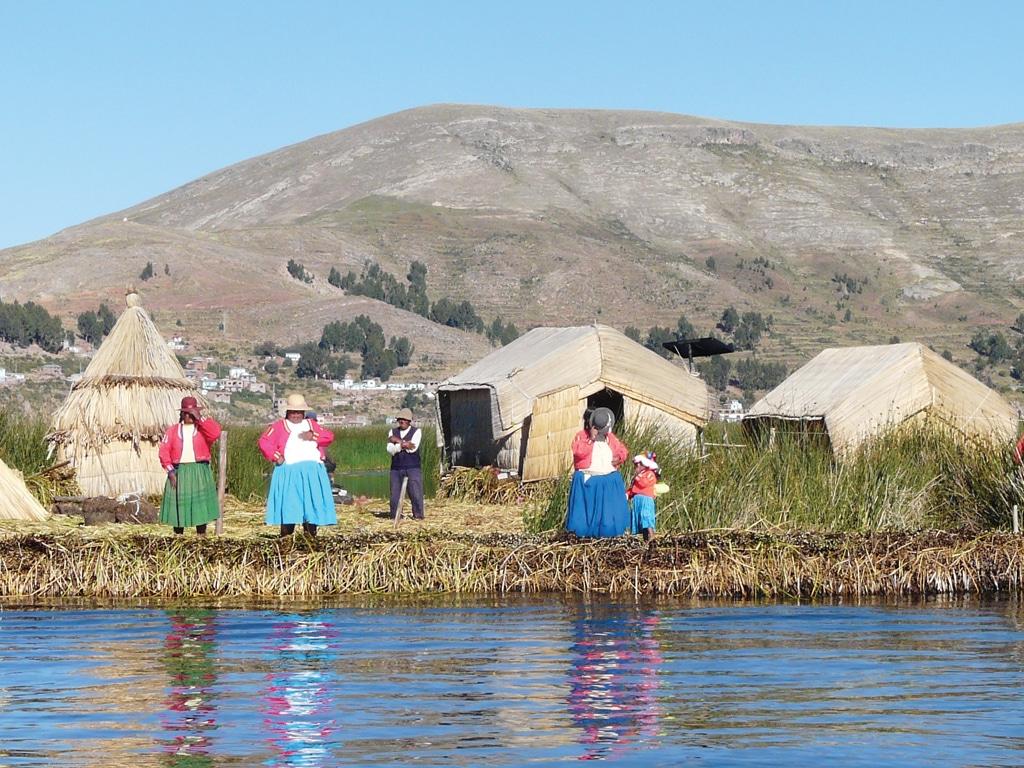 Lake Titicaca Lake Tour