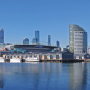 Melbourne_from_Waterfront_City,_Docklands_Pano,_20.07.06