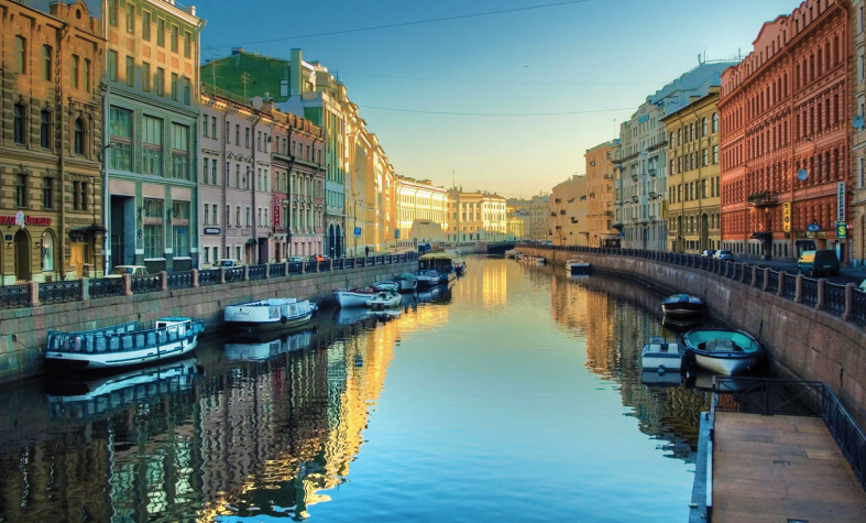 Saint-Petersburg-Russia