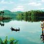 Tràng Đen Lake - Nam Đàn District
