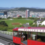 Wellington-Botanic-Garden-lookout-in-Kelburn-Wellington-New-Zealand-looking-East