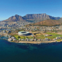CAPE TOWN  AERIAL GREENPOINT